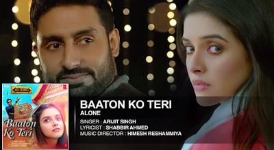Baaton Ko Teri Mp3 Song Download By Arijit Singh Mp3 Song Download Mp3 Song Songs