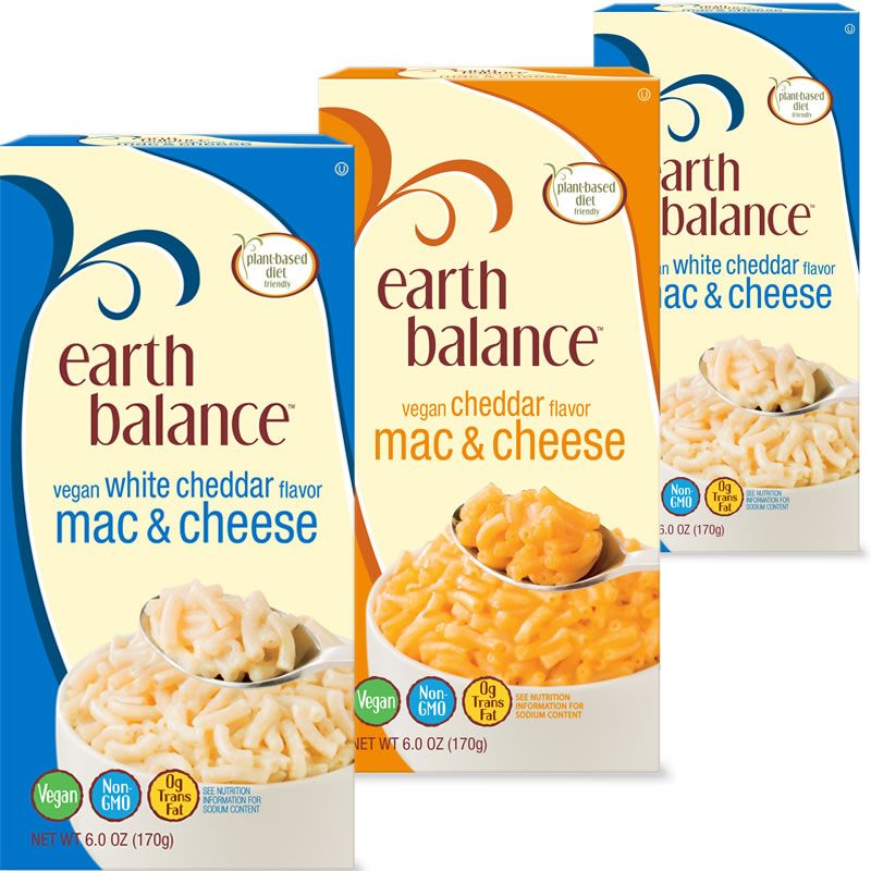 Creamy Vegan Mac Cheese Made Just Right By Earth Balance Healthy Vegan Snacks Vegan Grocery Vegan Foods