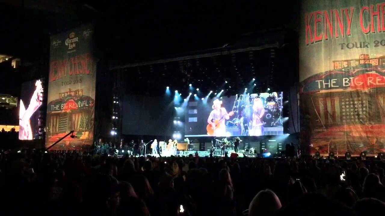Kenny Chesney & Miranda Lambert: You and Tequila (Live) | Music ...