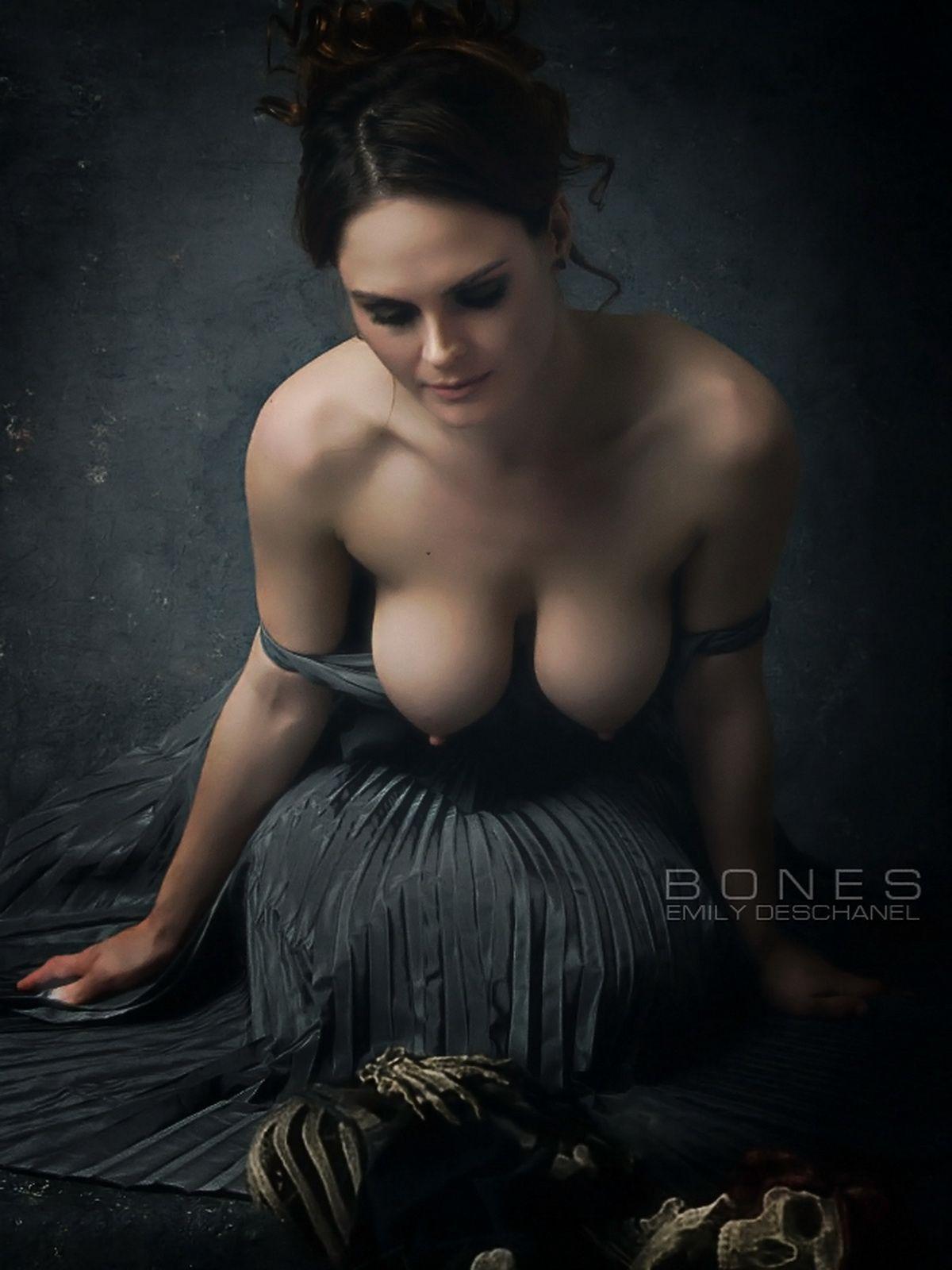Emily Deschanel Galerie nackt