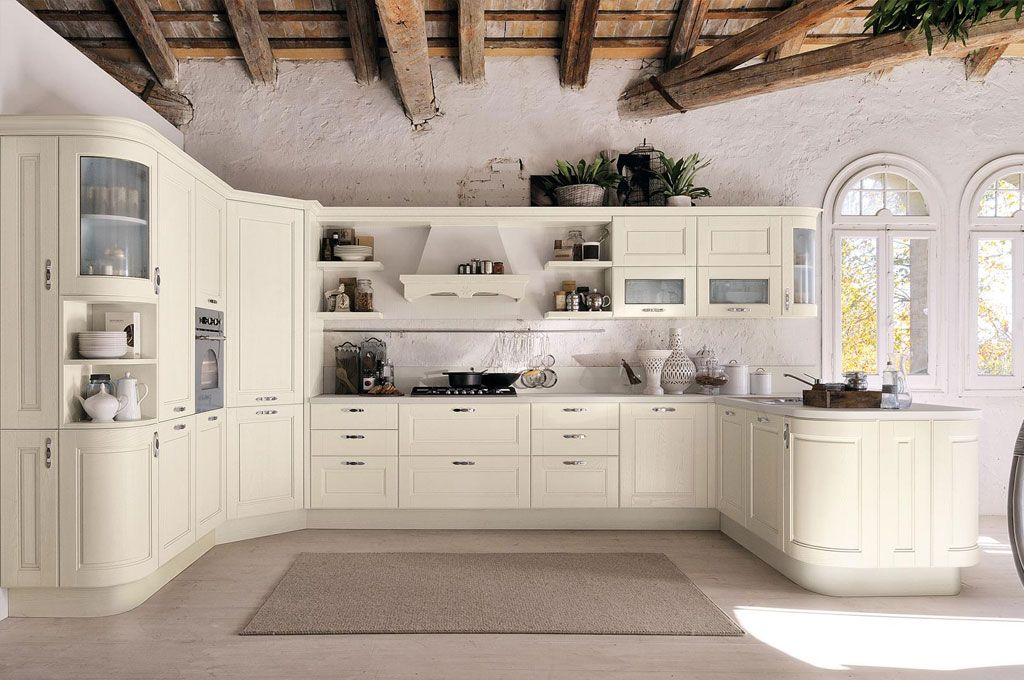 Cucina Agnese di Cucine LUBE Lo stile # classico ...