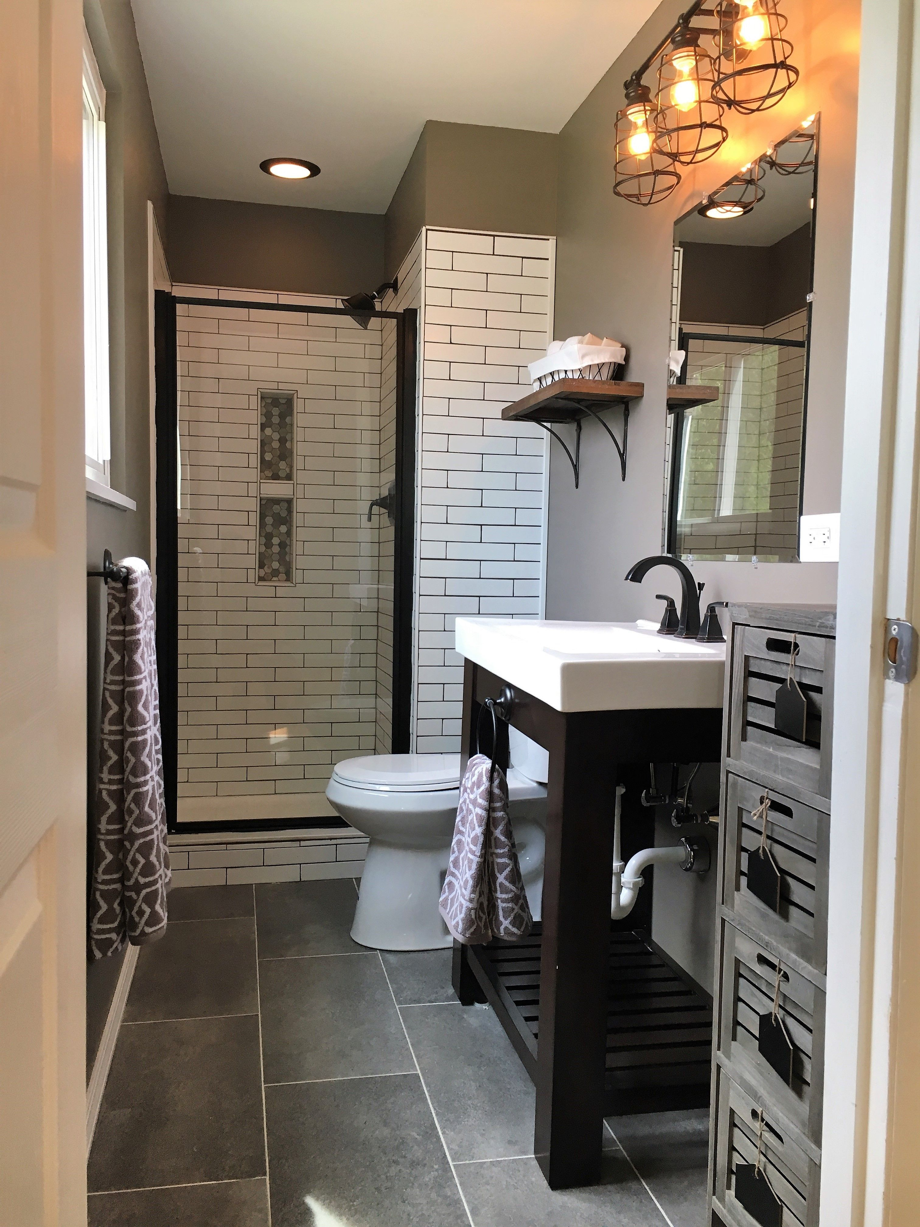 Contemporary Master Bath By Blanke Llc Pittsburgh Pa Walk In Shower With 2x8
