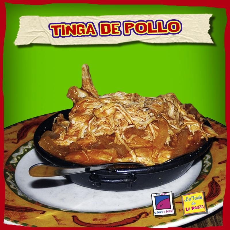 Para los amantes de la comida mexicana no se pueden perder este plato con pollo, salsa de chile chipotle y el toque de la casa. www.lapanzaesprimero.com #ComidaMexicana #CocinaMexMex