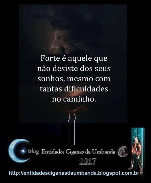 Entidades Ciganas da Umbanda (Clique Aqui) para entrar.: SER FORTE