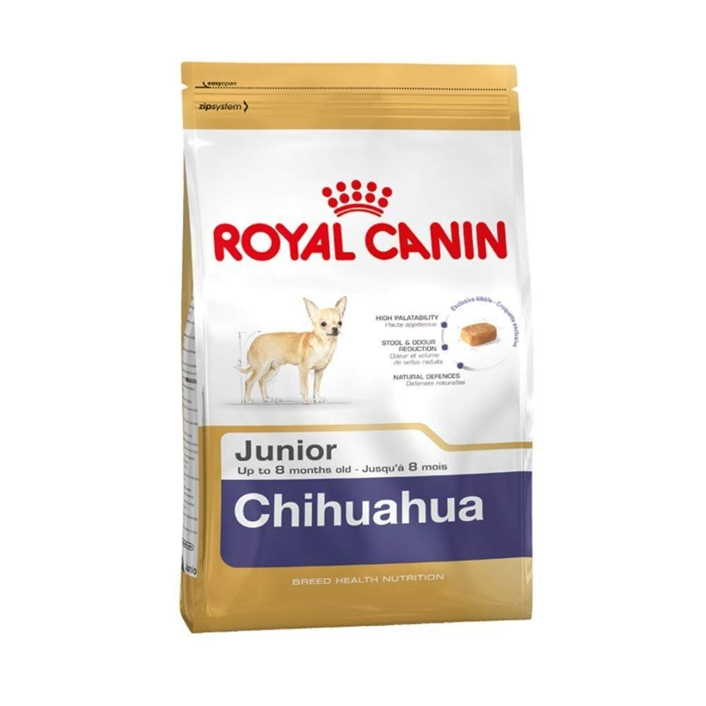 Royal Canin Dog Food Chihuahua Junior 30 Dry Mix 1 5 Kg Details