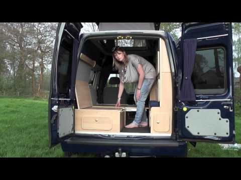 Episode 5 Bed, Wiring, Lights, Sink, Stove and Fridge Claude Hay