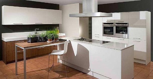 La decoración de cocinas minimalistas es uno de los estilos que - cocinas pequeas minimalistas