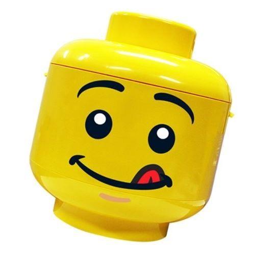 lego - 001-3 - accessoire pour figurine - tÊte … - achat / vente