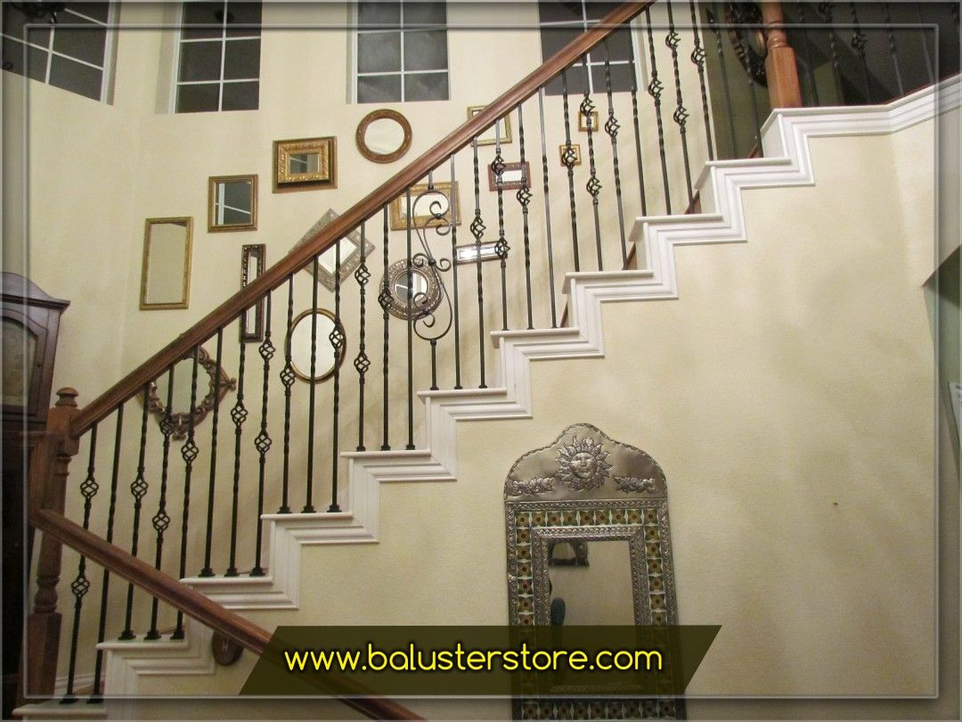 Www.balusterstore.com Shop.balusterstore.com Iron Balusters ...