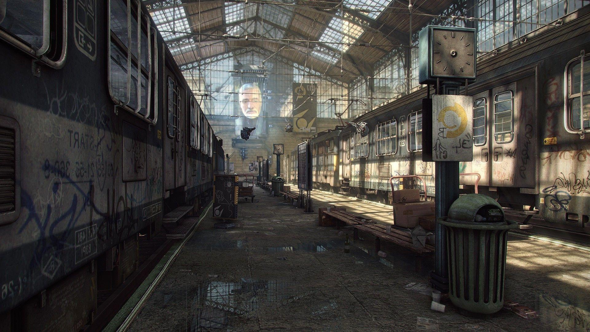 Image Gallery Half Life 2 Engine Half Life Anime Background