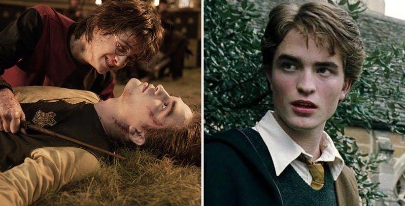 Harry Potter Secret Facts About Cedric Diggory Screenrant Cedric Diggory Harry Potter Goblet Harry Potter Death
