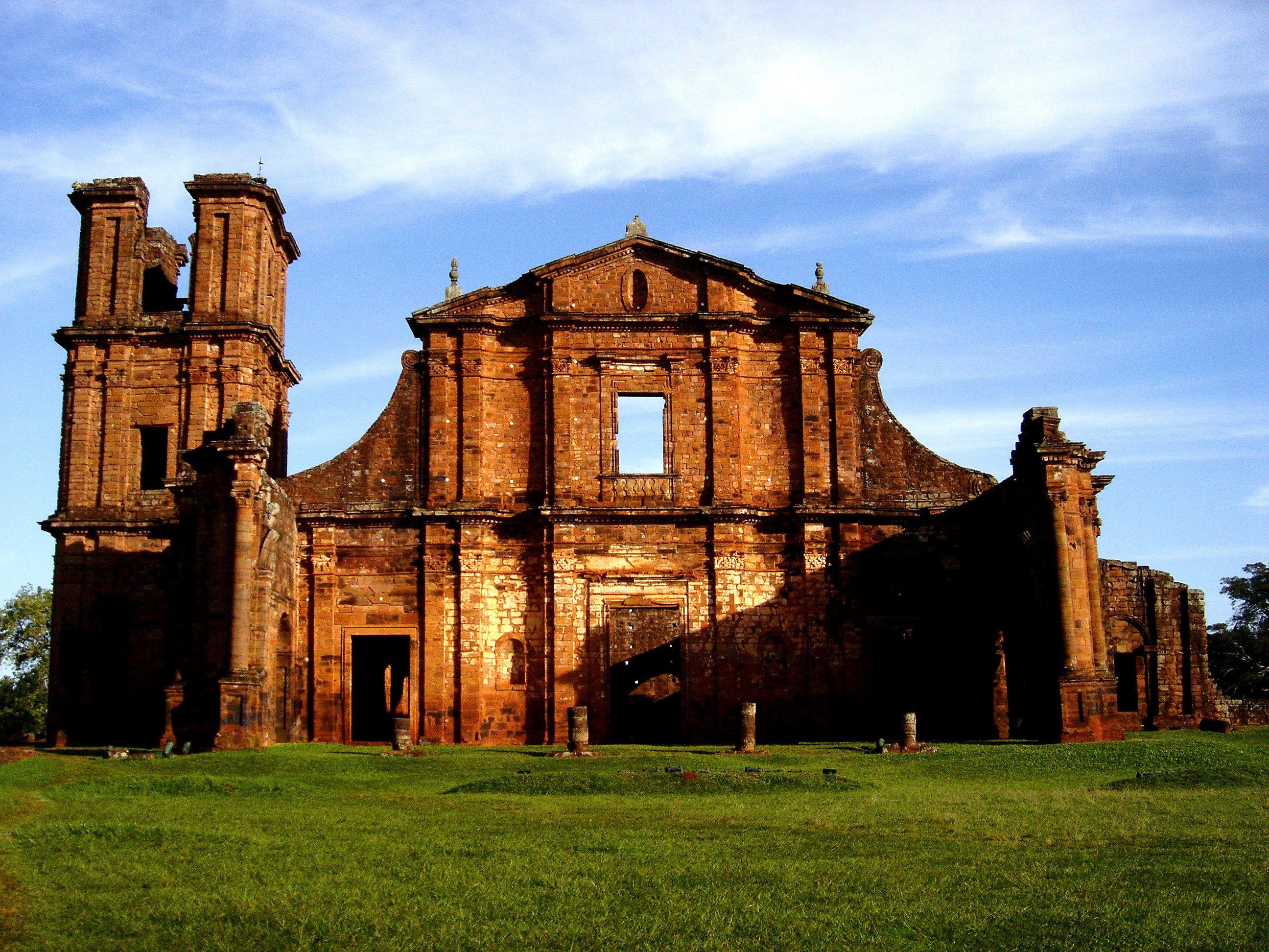 275 Jesuit Missions Of The Guaranis San Ignacio Mini Santa Ana