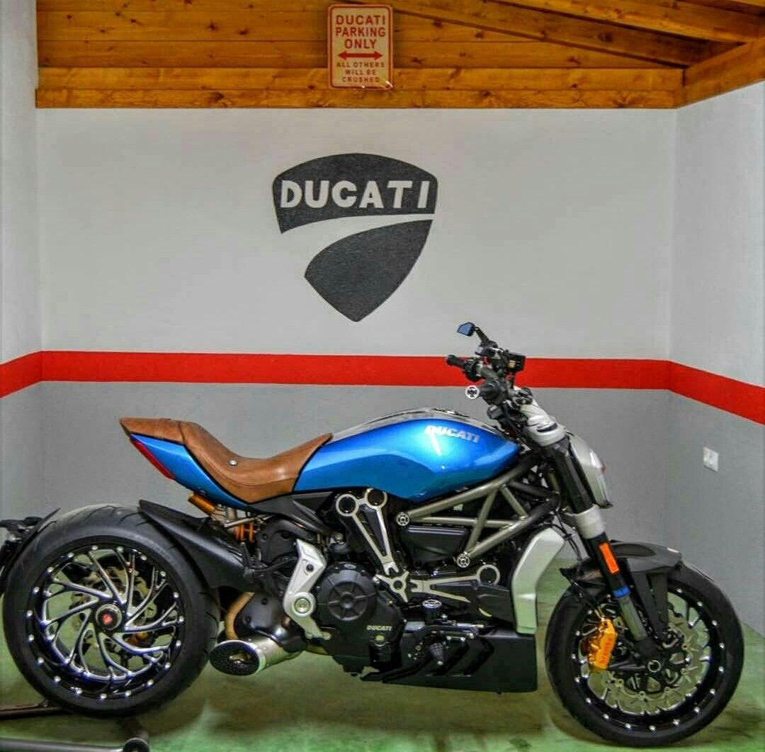 Ducati X Diavel (With Images)