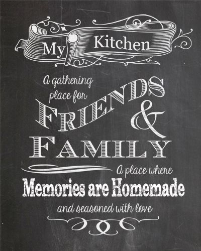 Free Kitchen Printable Chalkboard Designs Chalkboard Kitchen