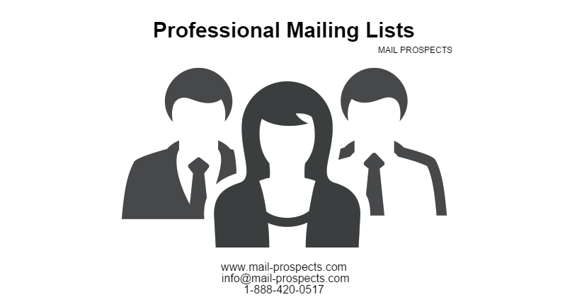 Mail Prospects ensures your success through professional