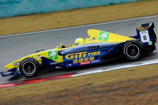 Formula V6 Asia