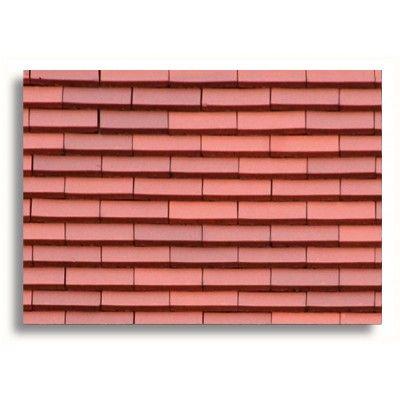 Miniature Doll House Decor Roof Tiles Terracotta Roof Tiles House Tiles Doll House Wallpaper