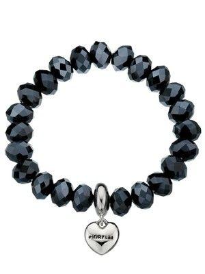 Fiorelli Women's Glass Charm Bead Bracelet l3X9izIQ9q
