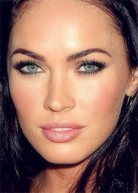 Pin By Diane Homer Makeup On Makeup Fox Makeup Megan Fox Makeup Hair Beauty