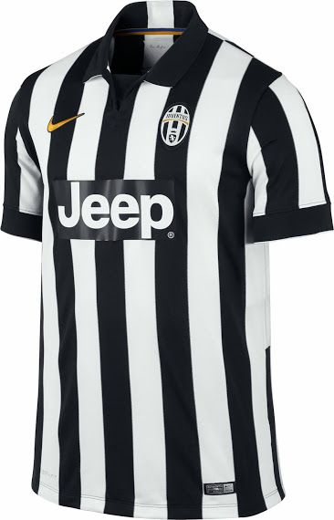 5b09a36a9c5 JUVENTUS 2014-15 HOME KIT