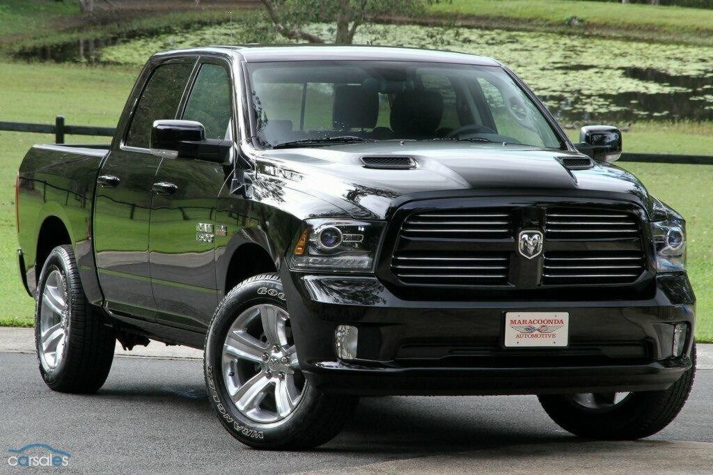 2013 Dodge Ram 1500 Sport MY13 Sports Automatic 125,000