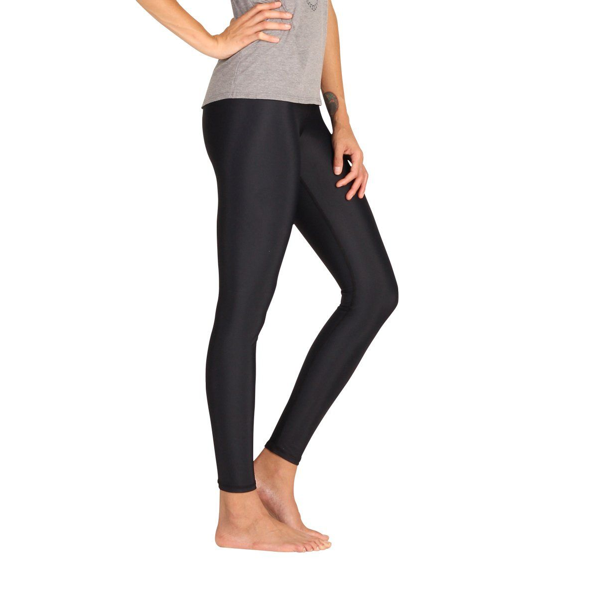 2d2eb294993b3 Basically Perfect Legging from Yoga Democracy. Our latest fabric addition  to our recycled nylon range