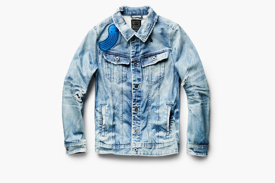 G Star RAW Launches New Sustainable Denim Collection: See