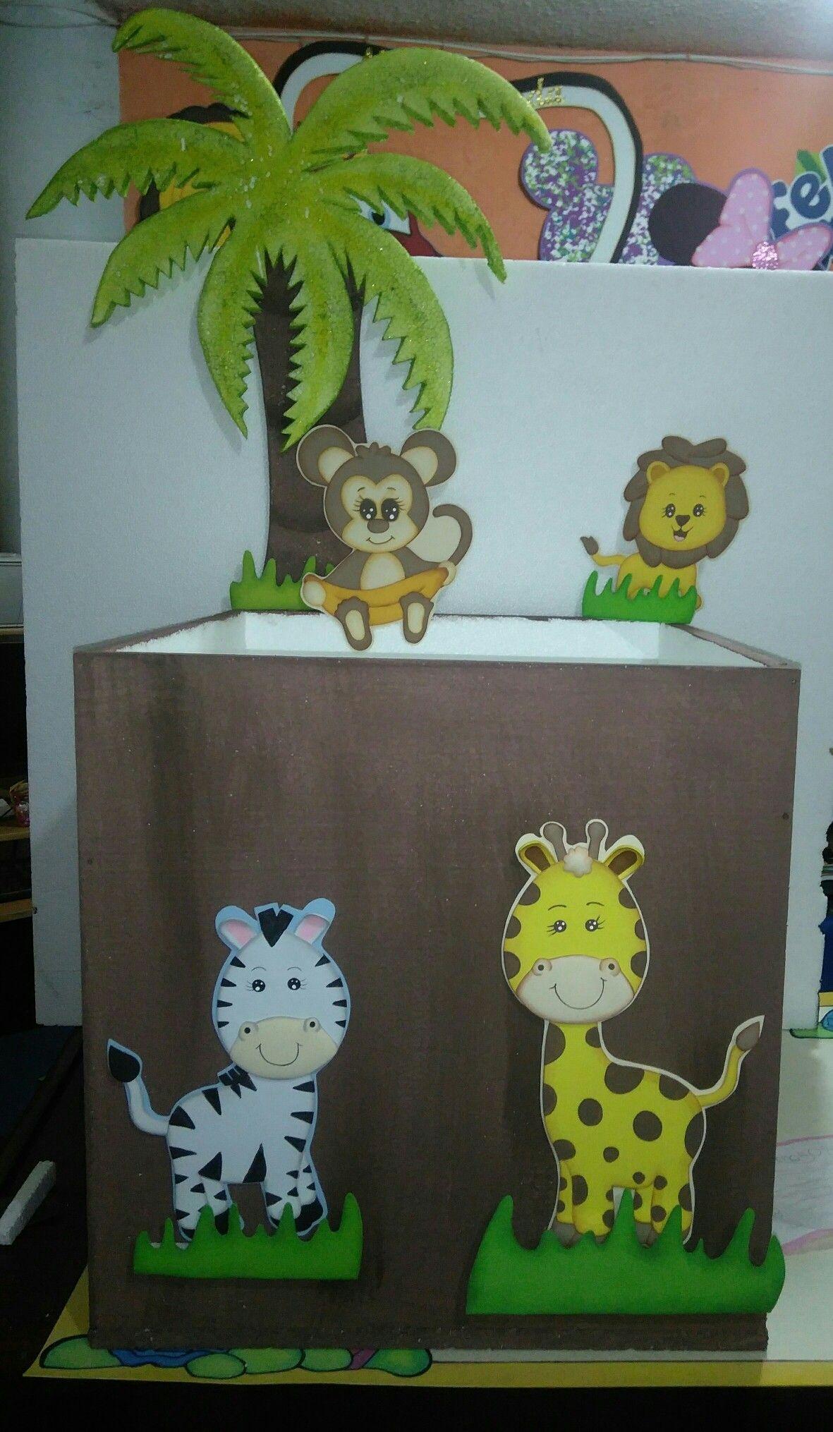 Caja de regalos para baby shower informaci n y pedidos al - Caja decorada con fotos ...