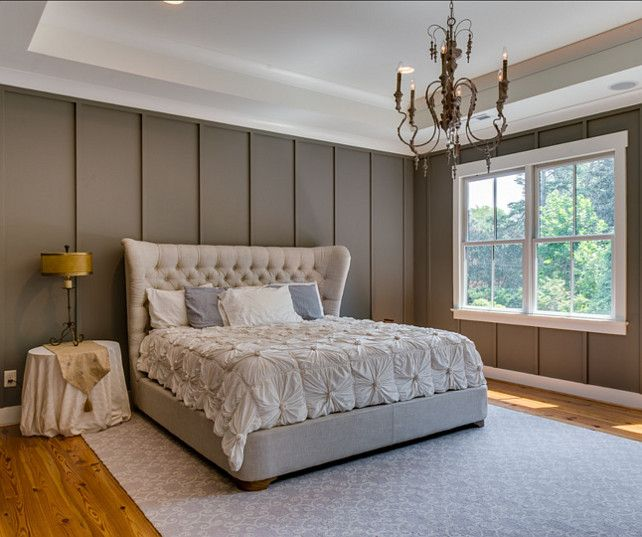 Perfect Bedroom. Bedroom Ideas. Bed Is The Churchill Fabric Sleigh Bed Without  Footboard From Restoration Hardware. #Bedroom #Bed #BedroomDesign