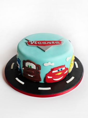 Cars cake **(thinking Jeep for bro's bday)