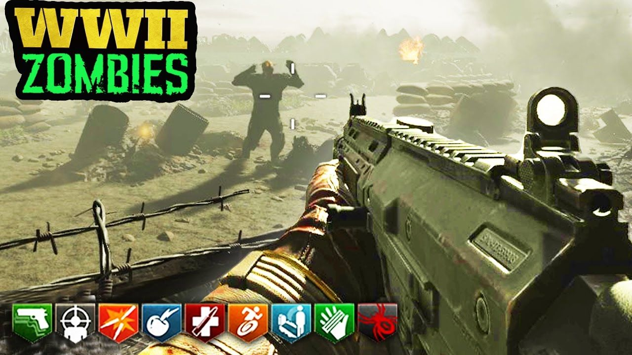 Epic world war 2 zombies map on d day black ops 3 zombies custom epic world war 2 zombies map on d day black ops gumiabroncs Gallery