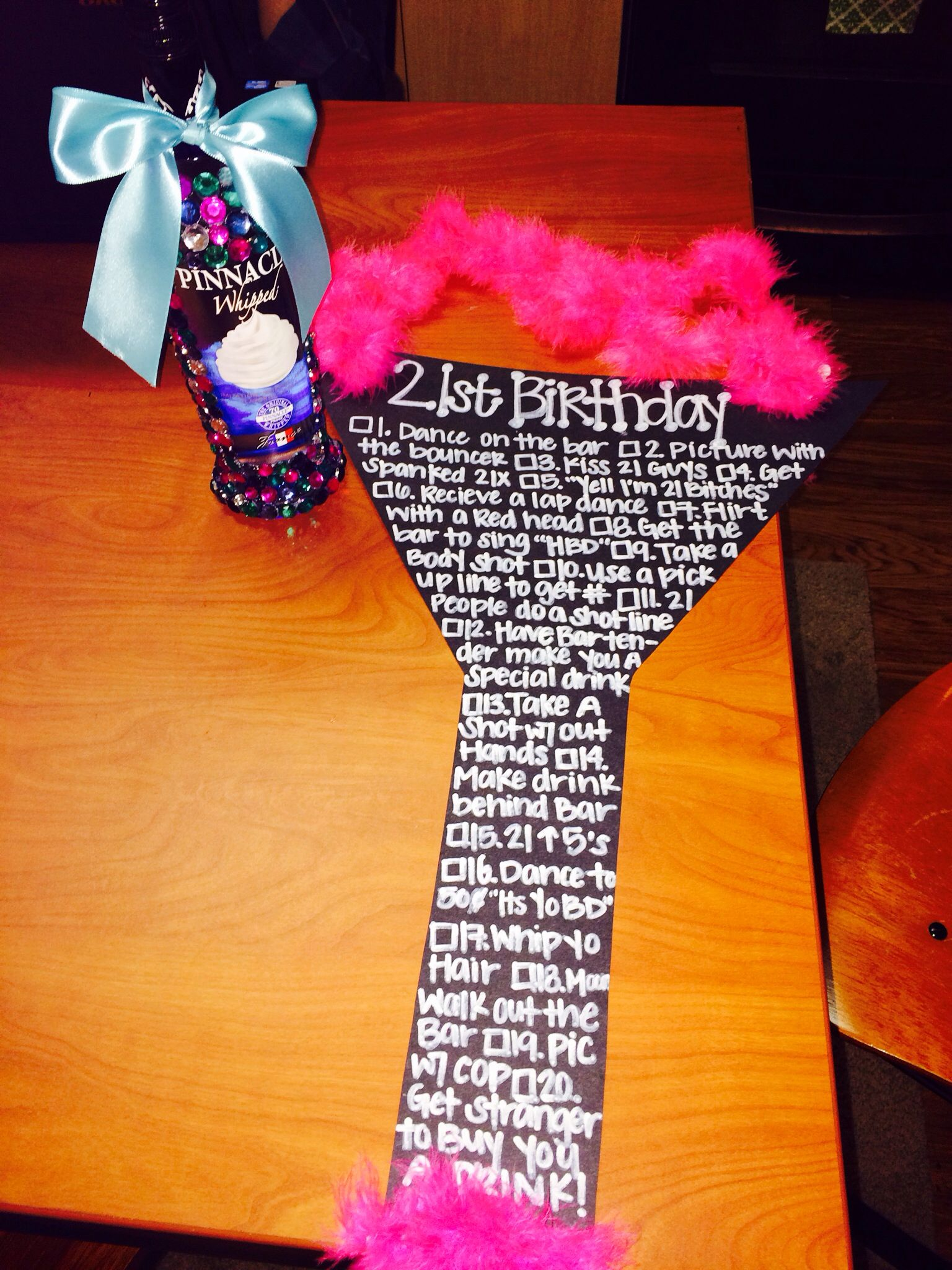 10 Fun 21st Birthday Ideas for your Bestie Society19