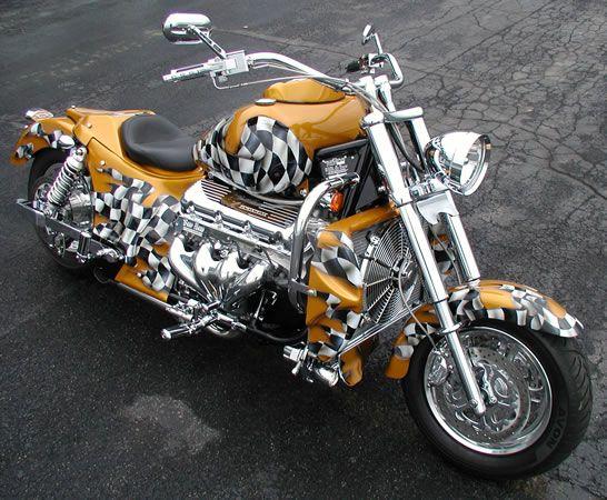 V8 Boss Hoss Boss Hoss Harley Davidson Trike Chopper Bike
