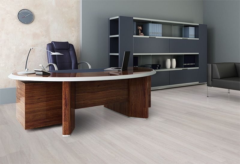 Ash Wood Fusion Floating Cork Flooring 13 32 10 5mm Thick X 8 1