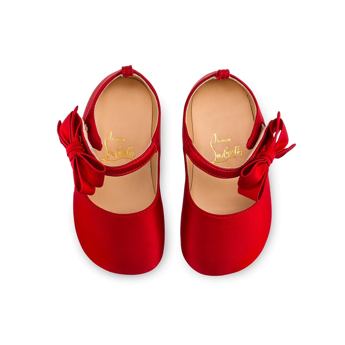 c28e76823422 Loubi Red Baby Shoes | Christian Louboutin | Elegant and so playful, this  beautiful baby shoe is the epitome of trendy sophistication in the baby's  world.