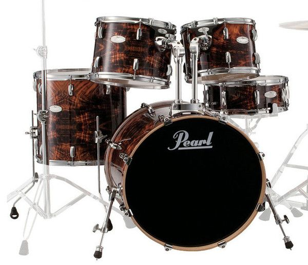 Pearl Vision Maple Lacquer Shell Pack - VML925FP – newcastledrumcentre