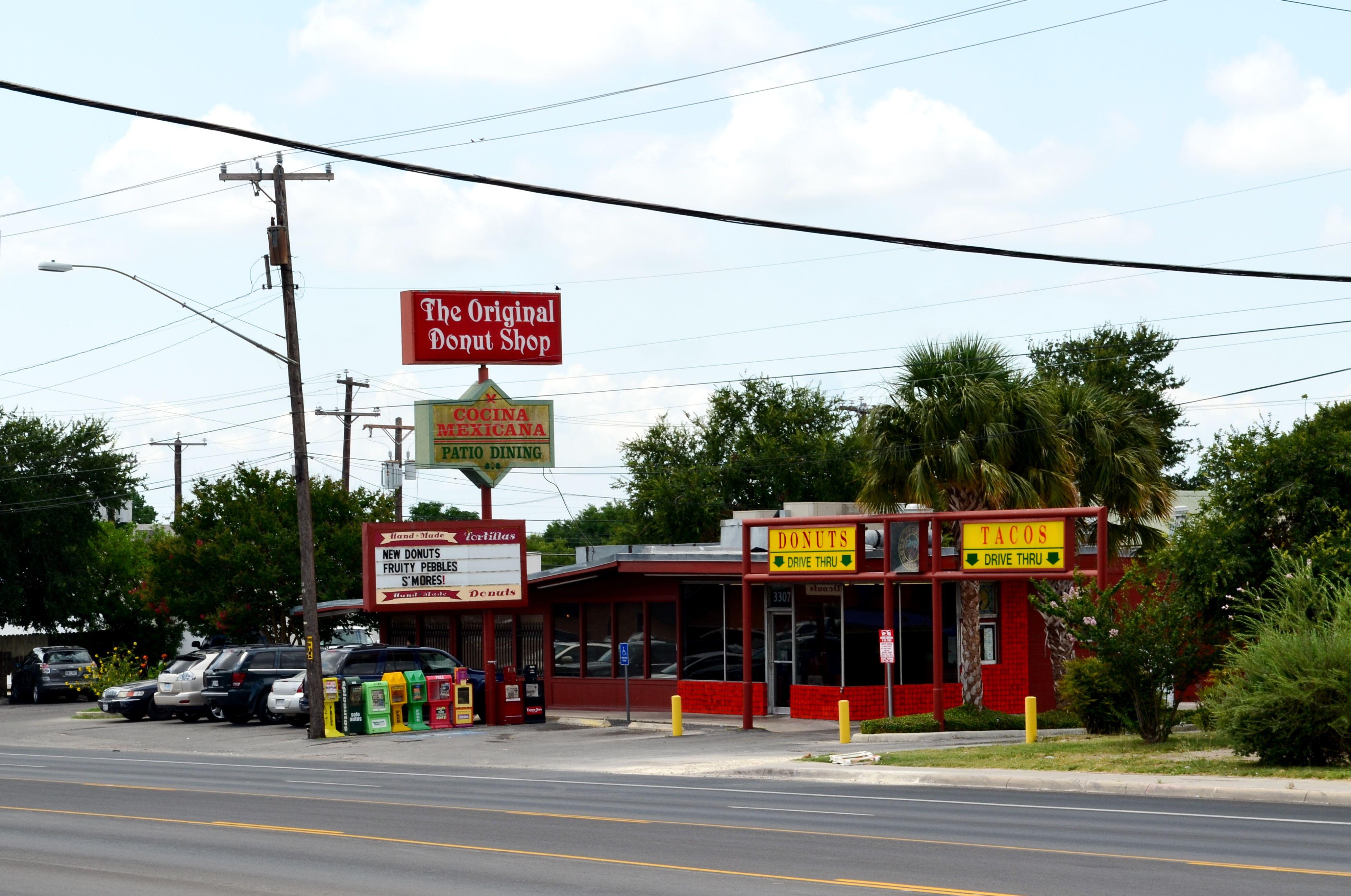 The Original Donut Shop Cocina Mexicana