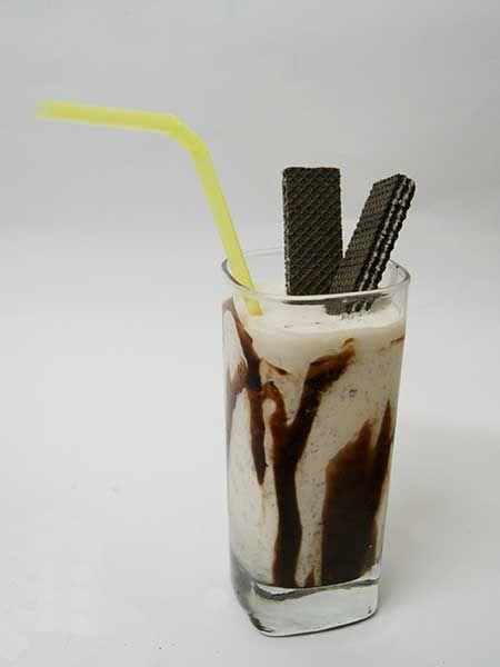 Milk Shake Com Escureto