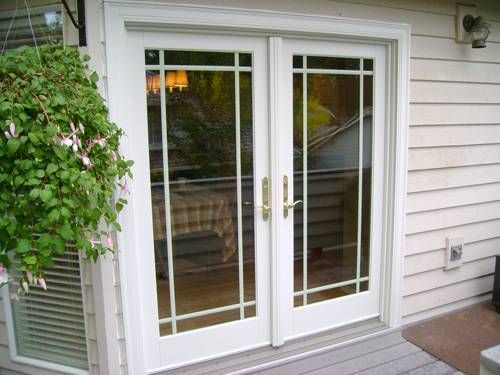 Exterior French Doors With Trim The Interior Design Inspiration Board French Doors Exterior French Doors Patio French Doors