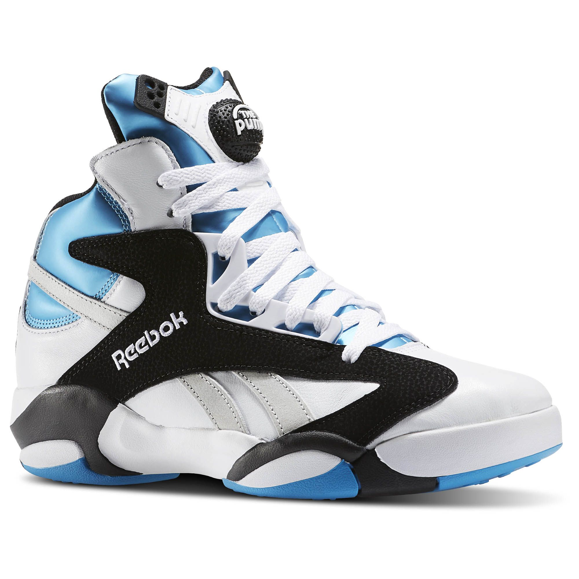 36ca2590f895 The Shaq Attaq is back. This winter Reebok brings back one of their  greatest basketball sneakers of all time