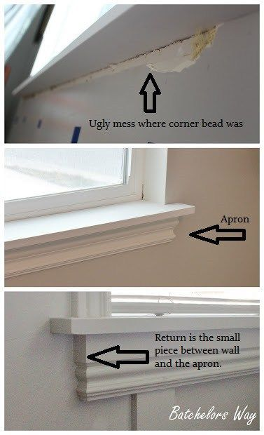 Photo of How to install a window sill and trim – Sawdust Girl®