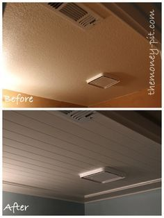 Photo of How to Install a Beadboard Paneled Ceiling