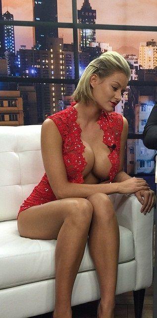Big Tit Threesome Latina
