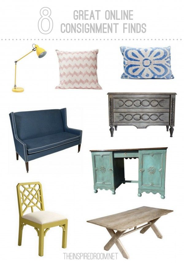 8 Great Online Furniture Consignment Finds With Images