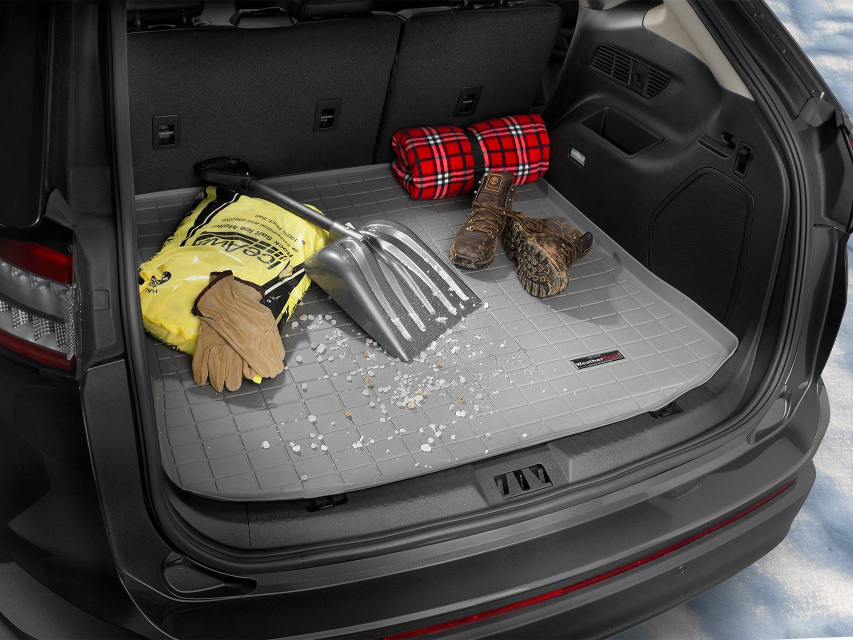 2015 Ford Escape Cargo Mat and Trunk Liner for Cars SUVs