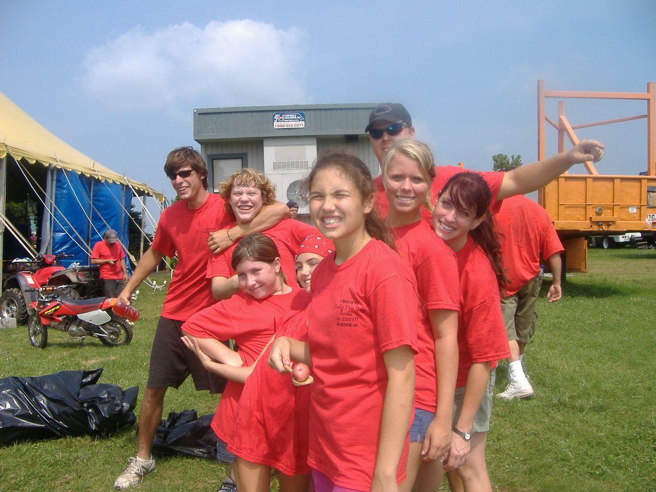 Family Fun Day 2007