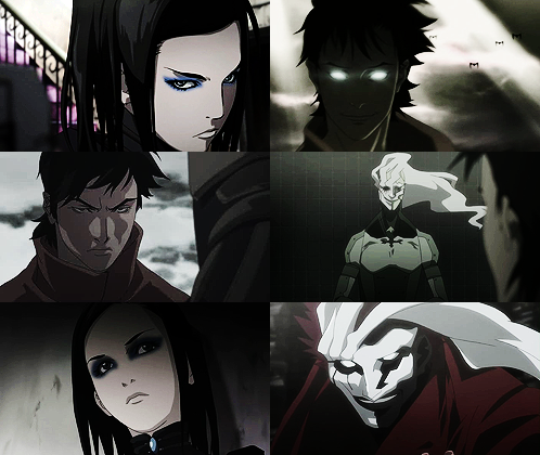 Ergo Proxy Re L And Vincent