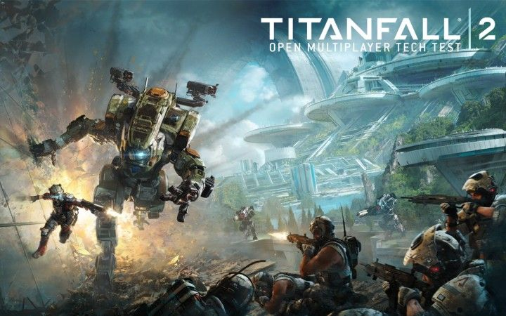 titanfall 2 rumoured to include grappling hook bigger maps gamespot