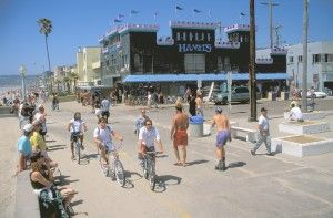 Go For A Stroll Or Bike Ride On The Mission Beach Boardwalk