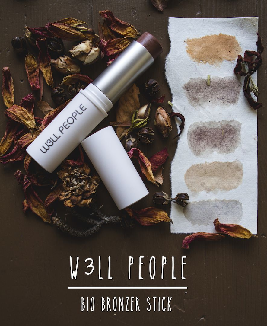 Bio Bronzer Powder by w3ll people #22
